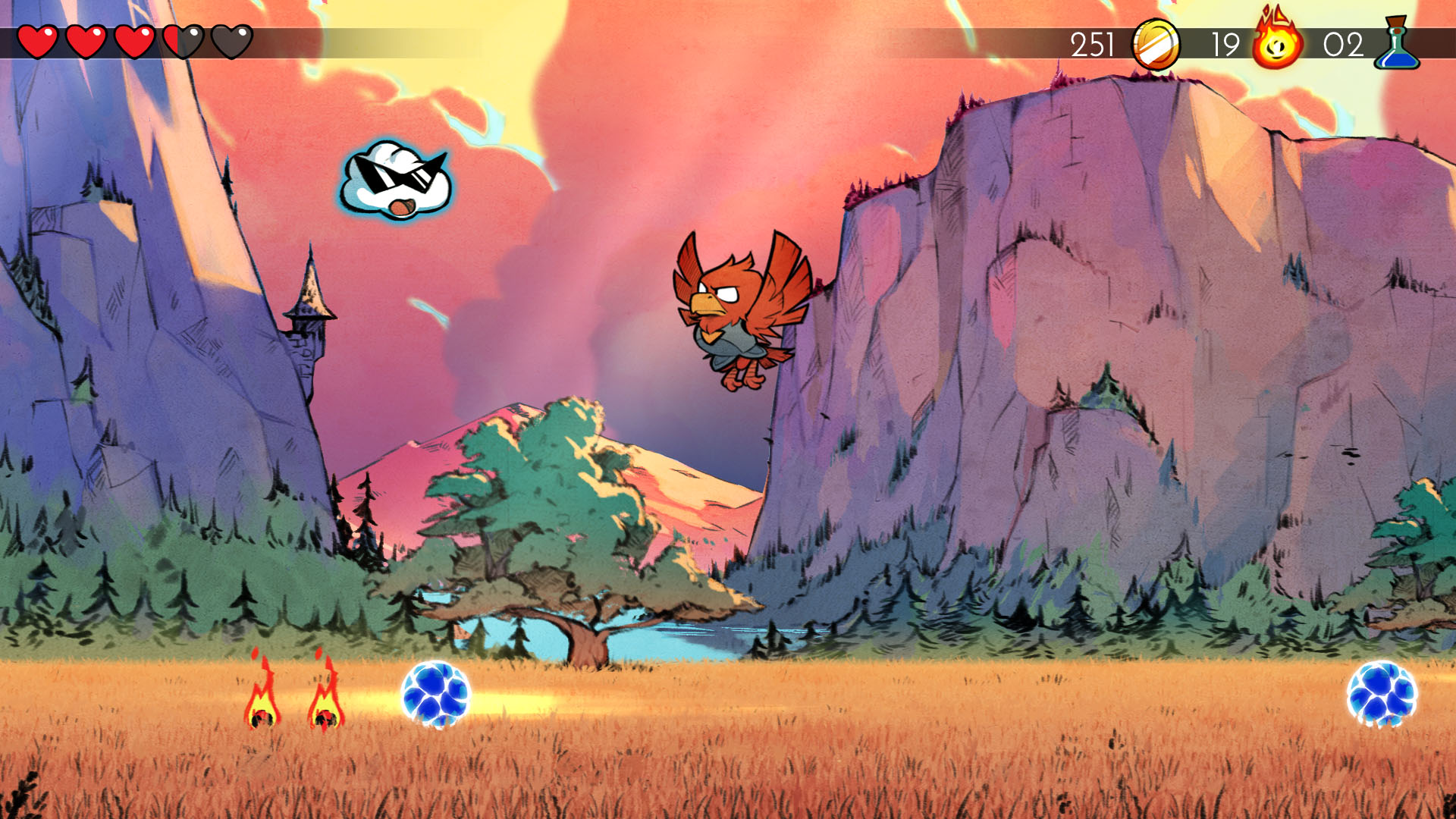 Wonder Boy : The Dragon's Trap released for PS4, XB1 and Nintendo Switch