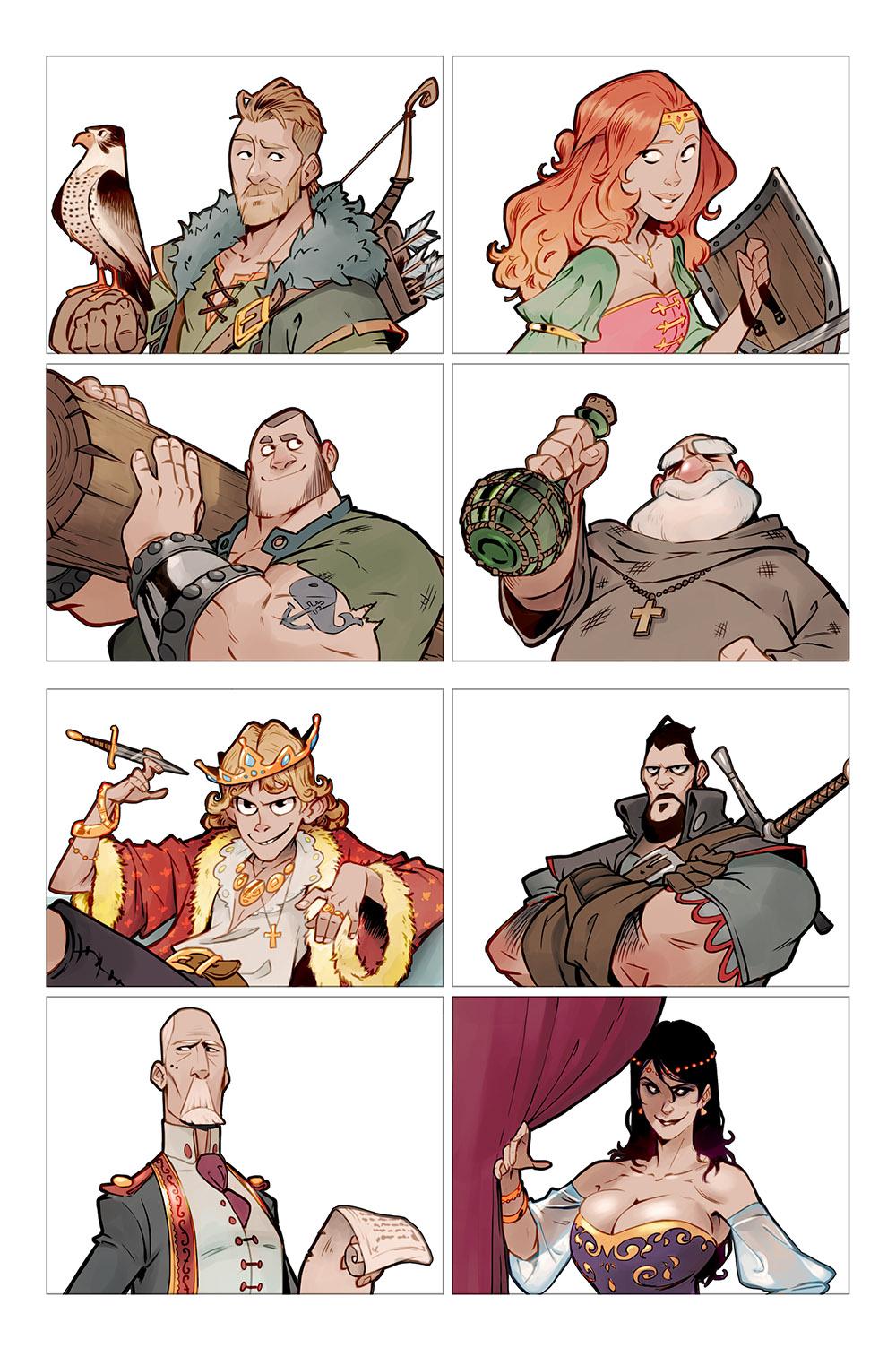 Robin Hood – MoA